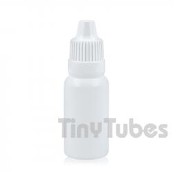 Flacon compte-gouttes de 30ml blanc