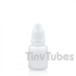 Flacon compte-gouttes naturel de 3ml