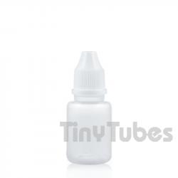 Flacon compte-gouttes naturel de 5ml