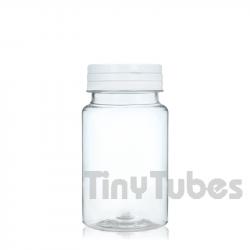 Pilulier de 150ml Couvercle à Charnière
