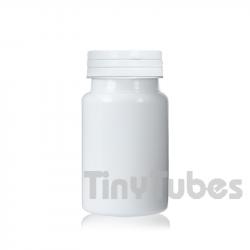 Pilulier de 100ml Couvercle à Charnière