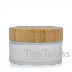 Pot en Cristal Glacé Bambou 100ML