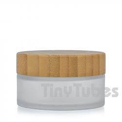 Pot en Cristal Glacé Bambou 30ML