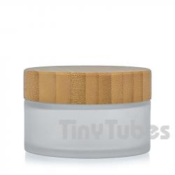 Pot en Cristal Glacé Bambou 50ML